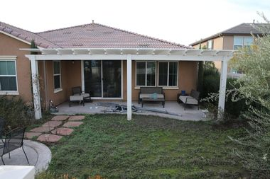 This is the Parris California home of David and Louise Turpin, where 13 of their children were found chained and padlocked to their beds. David and Louise were arrest and are currently being held on $9million bail. 18 Jan 2018 Pictured: This is the Parris California home of David and Louise Turpin, where 13 of their children were found chained and padlocked to their beds. David and Louise were arrest and are currently being held on $9million bail., Image: 360521153, License: Rights-managed, Restrictions: World Rights, Model Release: no, Credit line: Profimedia, Mega Agency