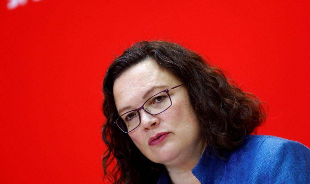 NA POMOLU IZNENADI KRAH VELIKE KOALICIJE U NJEMAČKOJ? SPD prihvatio novi program kojim snažno skreće ulijevo: 'Ovo je početak akcije exit'