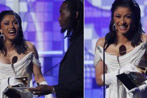 Ušla u povijest: Cardi B dobila je prvi Grammy za rap album