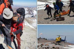 HGSS-ovci spasili planinara na najvišem vrhu Južne Amerike