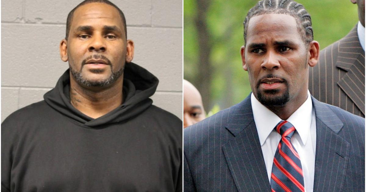 Sam se predao: Nakon optužbi R. Kelly došao je na policiju...