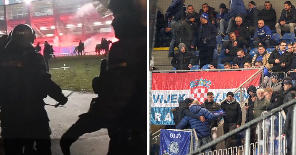 Dinamo se ne mora bojati kazne Uefe