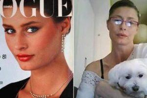 Nastasia Urbano kao manekenka je zarađivala milijune, a danas je beskućnica
