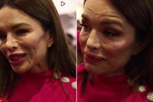 Zaboravila botoks? Severina šokirala izgledom na premijeri