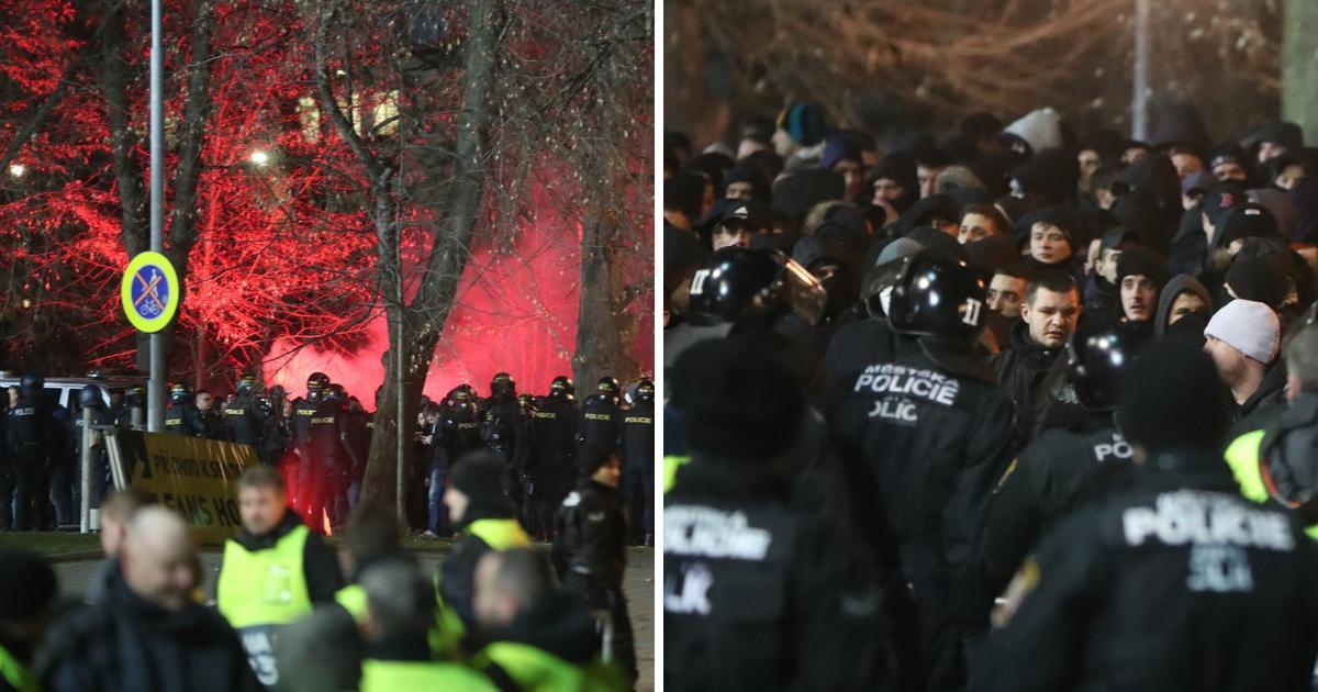 Dvanaest privedenih i jedanaest ozljeđenih Boysa u Plzenu