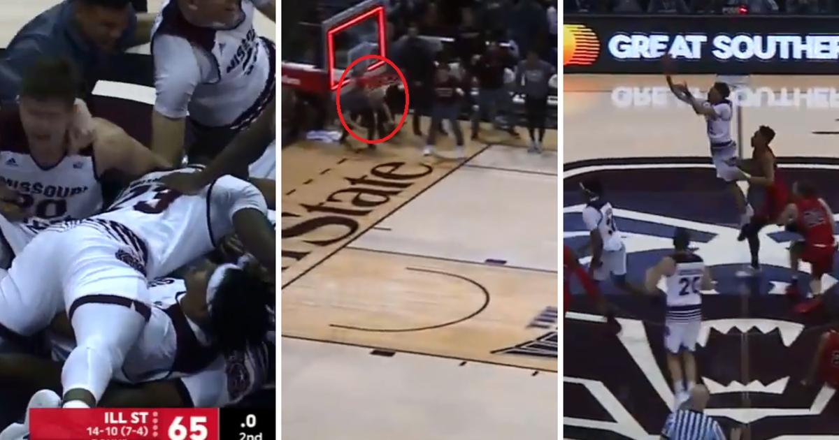 Kakav šou! Najčudnijih osam sekundi u povijesti košarke...