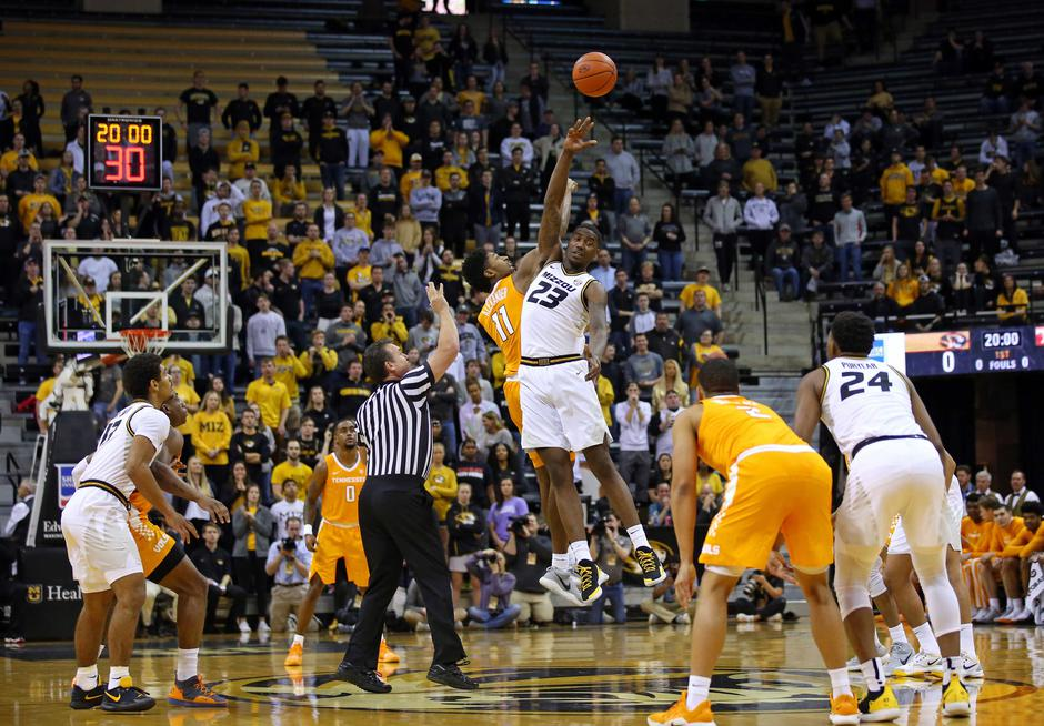 NCAA Basketball: Tennessee at Missouri | Autor: Jay Biggerstaff/REUTERS/PIXSELL/REUTERS/PIXSELL