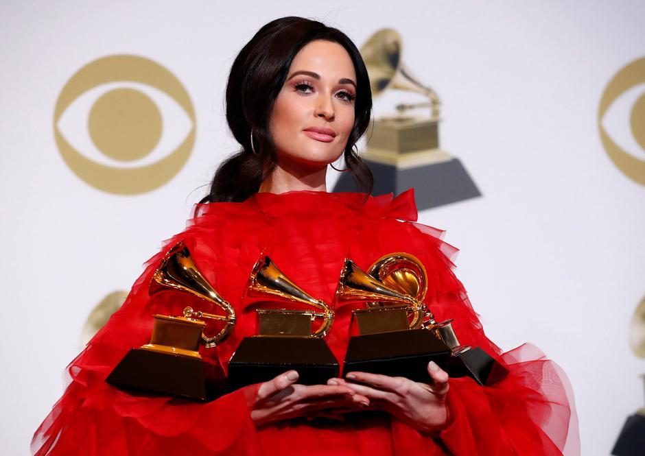 61st Grammy Awards - Photo Room - Los Angeles, California, U.S. | Autor: MARIO ANZUONI/REUTERS/PIXSELL/REUTERS/PIXSELL