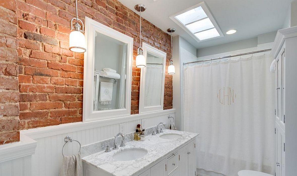 Cigleni zid u kupaonici - Jutarnji List