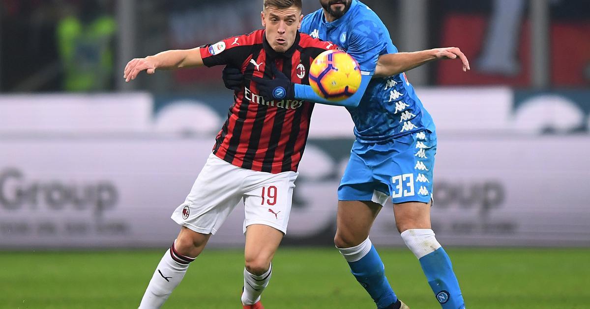 Atalanta-Milan 1-3; Piatek zabio dva gola, Calhanoglu jedan