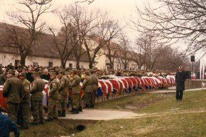Nastavak suđenja za ratne zločine nad Hrvatima u Lovasu