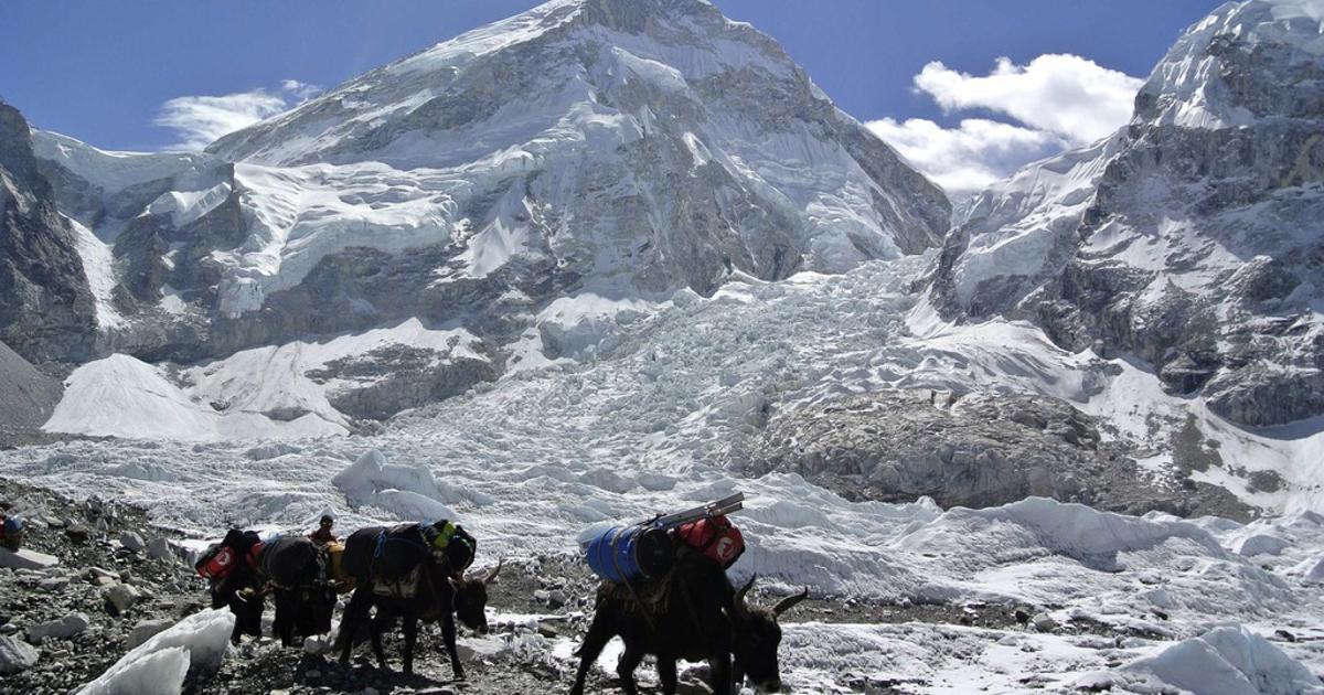 Ledenjaci na Himalaji se tope, katastrofa prijeti trećini svijeta