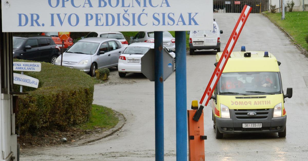 Auto naletio na biciklista: Ima teške i po život opasne ozljede
