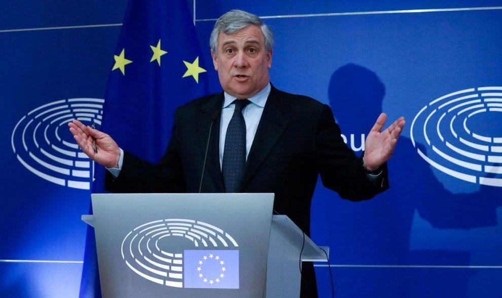 DAN NAKON ŠOKANTNOG GOVORA PREDSJEDNIKA EUROPSKOG PARLAMENTA Tajani: 'Spreman sam posjetiti i mjesto stradanja Slovenaca i Hrvata'