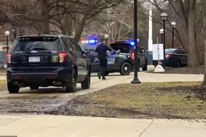 Bušili balone pa netko prijavio da je na kampusu napadač?