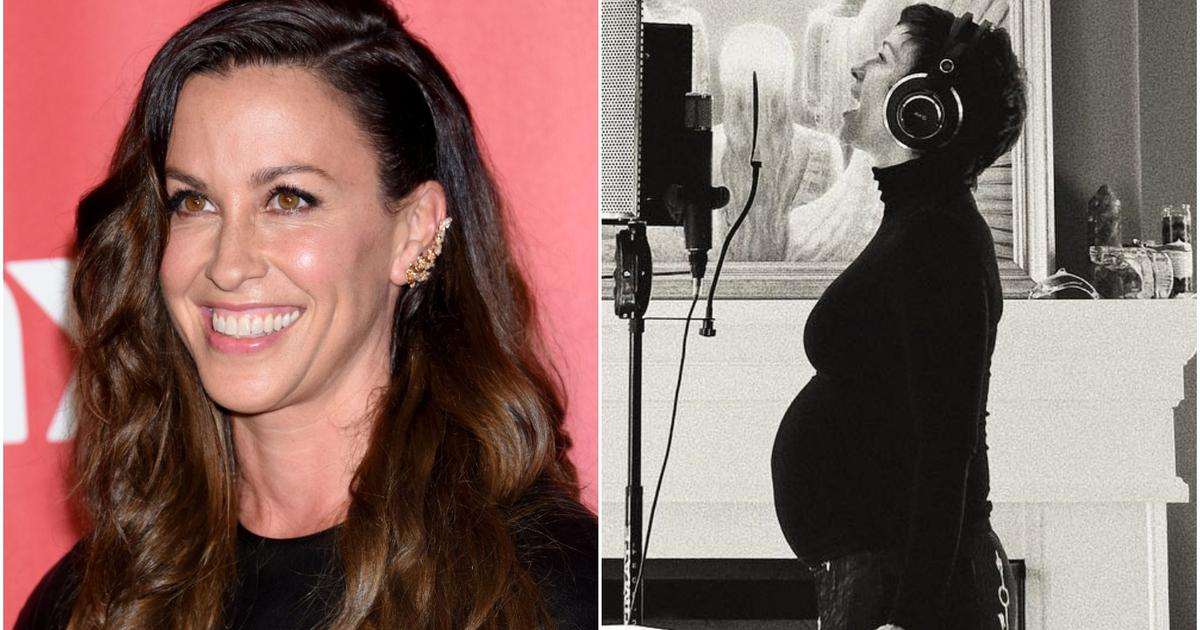 Pjevačica Alanis Morissette (45) i reper čekaju treće dijete