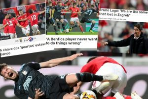 Benfica - Dinamo: Reakcije portugalskih medija