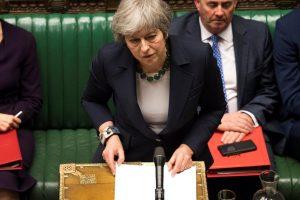 May poziva zastupnike: Nadam se da ćete podržati sporazum...
