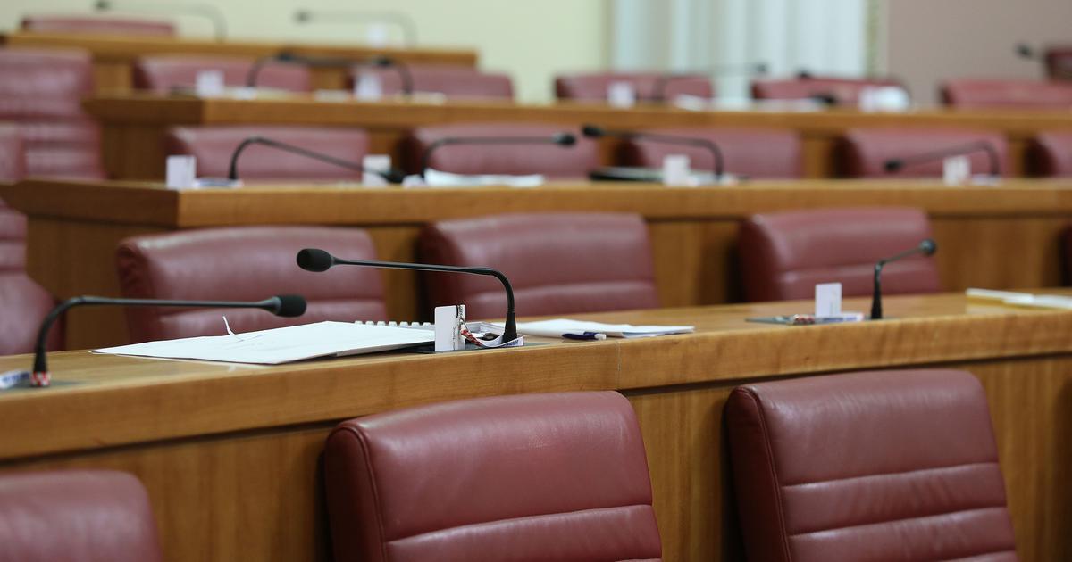 Saborske isprike: Zastupnici ne dolaze na posao, pa se izvlače