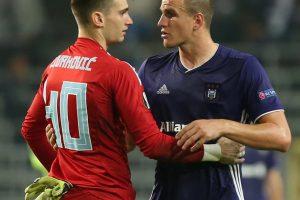 Ivan Santini zabio je u pobjedi Anderlechta, Livaja asistirao...