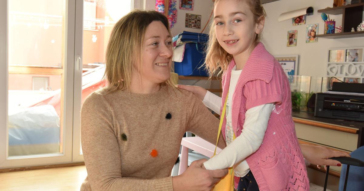Malena Leona (6) je prohodala, ali joj opet treba vaša pomoć...
