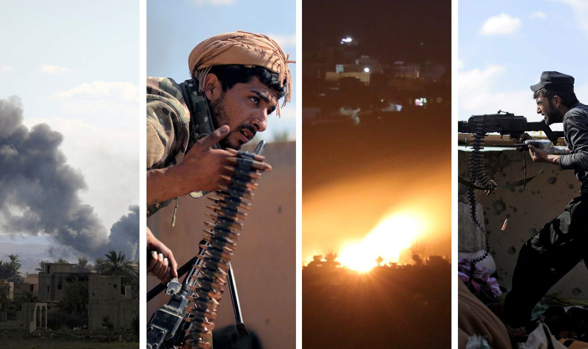 Guardian objavio veliku reportažu iz posljednjeg uporišta Islamske države Pred nama se srušio visoki Bosanac koji je pokušao pobjeći prerušen u civila