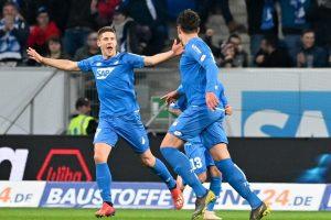 Andrej Kramarić najbolji strijelac u Bundesligi u povijesti Hoffenheima