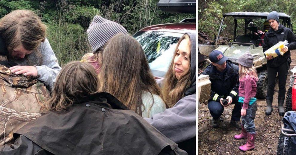 Djevojčice otišle u šumu: 'Čudo je da su preživjele takav teren'