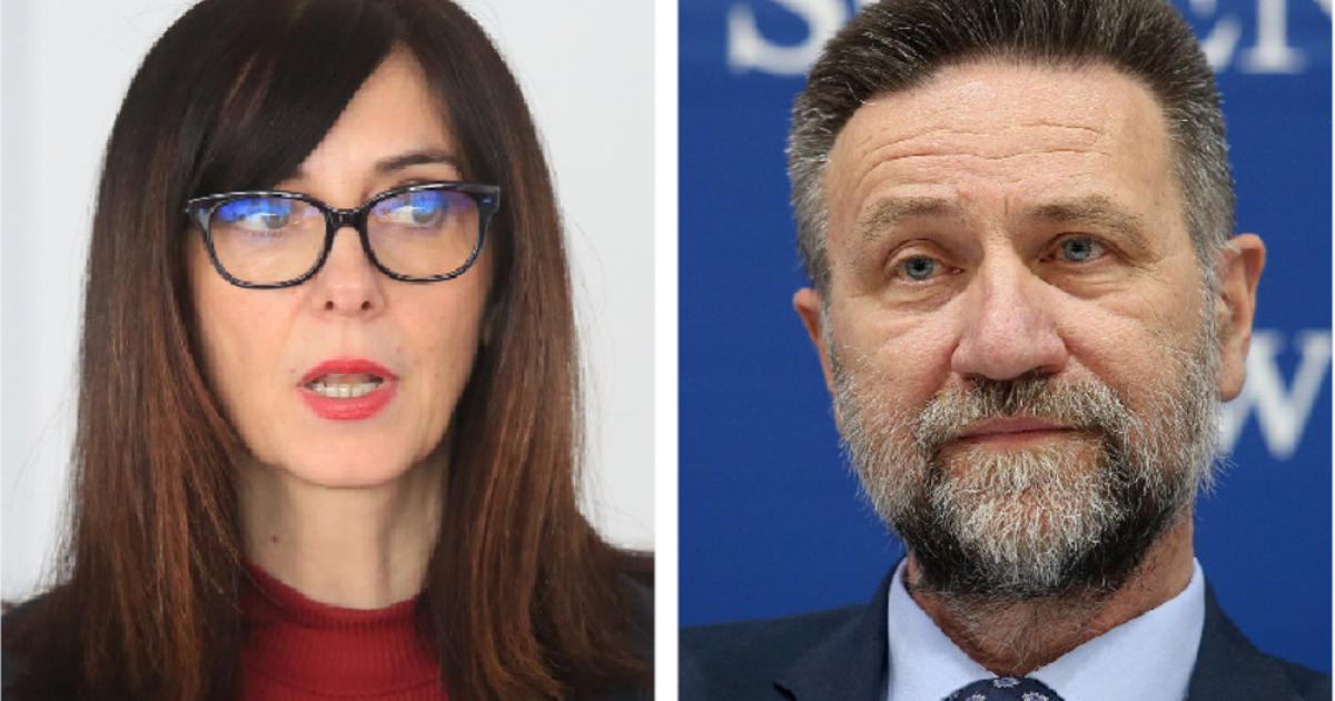 Ministrica na svjedodžbe vraća spol učenika i ime roditelja