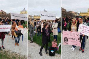 PROSVJED U ZAGREBU: GRAĐANI IZLAZE NA ULICE PROTIV NASILJA Inicijativa #spasime protiv rastućeg vala obiteljskog, ali i svakog drugog nasilja u RH