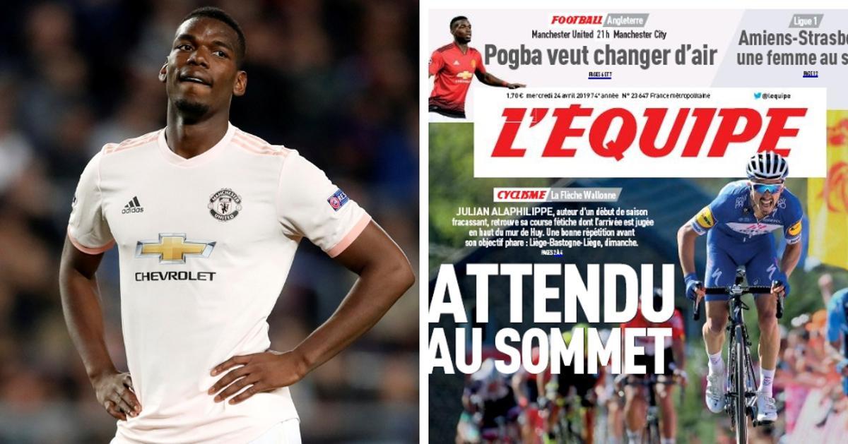 Paul Pogba odlazi iz Manchester Uniteda u Real Madrid?