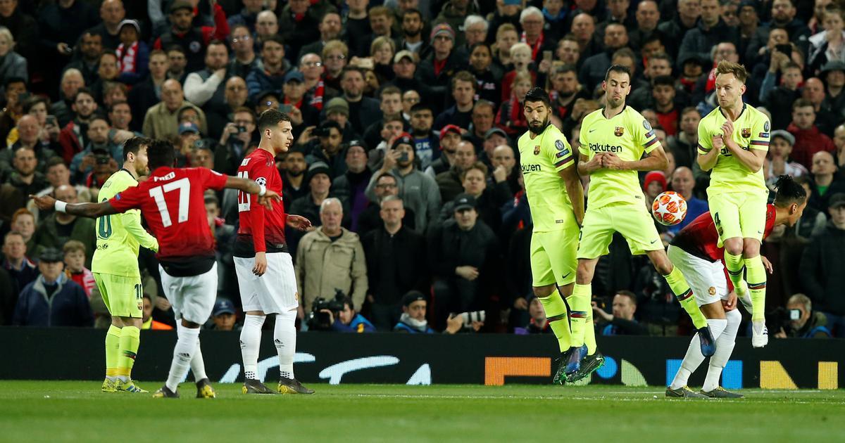 Rakitić je bio izvanserijski protiv Uniteda! On je neopjevani junak Barcelone