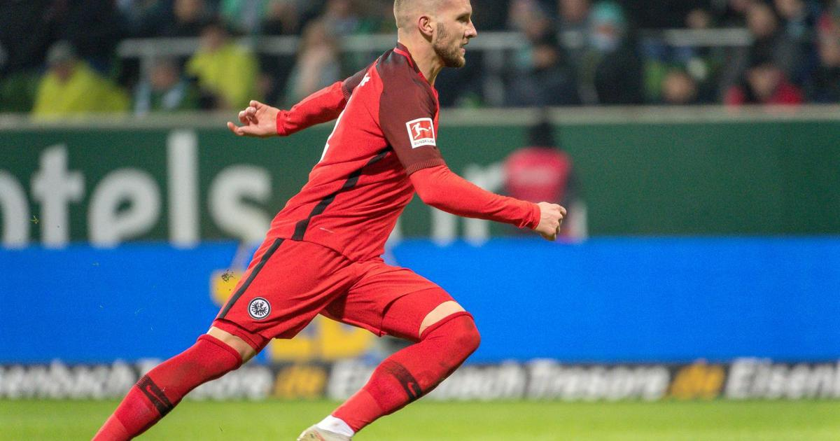 Ante Rebić najbrži igrač Bundeslige