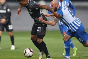 Lokomotiva - Hajduk 0-1: Oreščaninu nedostaje hrabrosti
