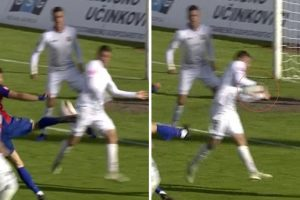 Strahonja priznao: Hajduk je oštećen za penal protiv Gorice