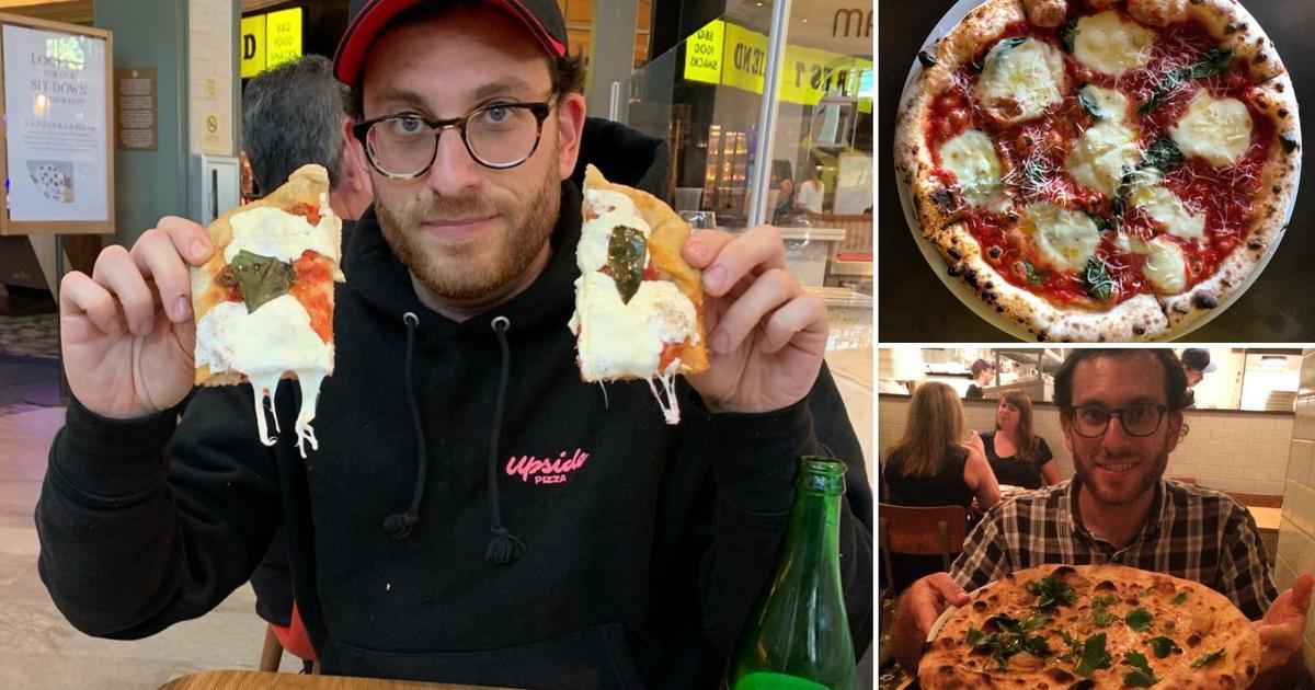 Scott je opsjednut pizzama: 'U 11 godina pojeo sam ih 8000'