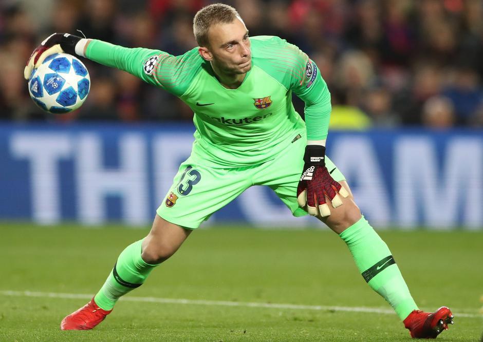 Barcelona v Tottenham Hotspur - UEFA Youth Champions League - Group B - Mini Esatdi | Autor: Nick Potts/Press Association/PIXSELL