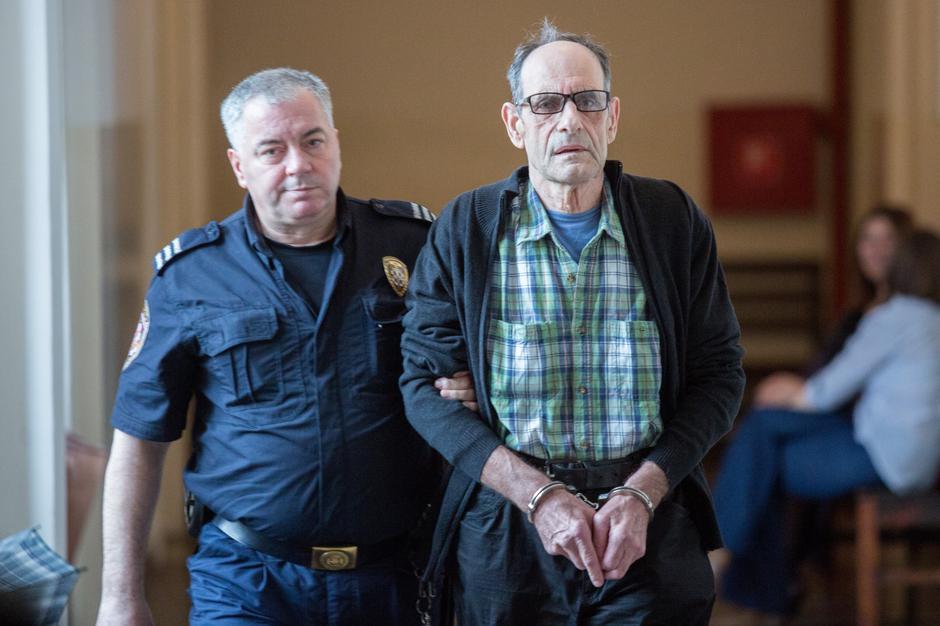 Rijeka: Početak suđenja Đemalu Merdanoviću za ubojstvo susjede zbog prilaznog puta | Autor: Nel Pavletic/PIXSELL