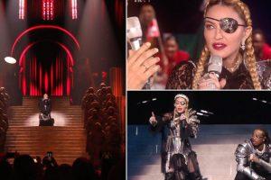Madonna zapjevala u Tel Avivu i kostimom oduševila publiku...