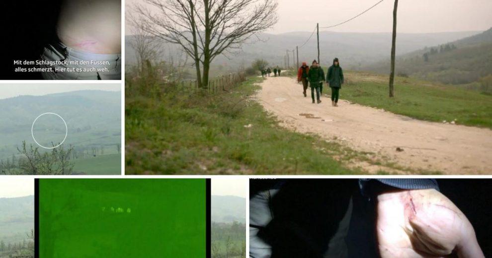 'Hrvatska policija nas je tukla, uzeli su novac, razbili telefone'