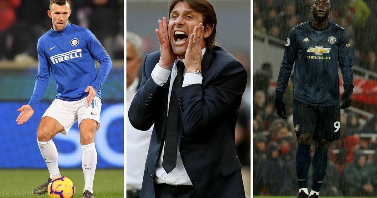 Conte dolazi u Inter i daje 30 milijuna eura i Perišića za Lukakua