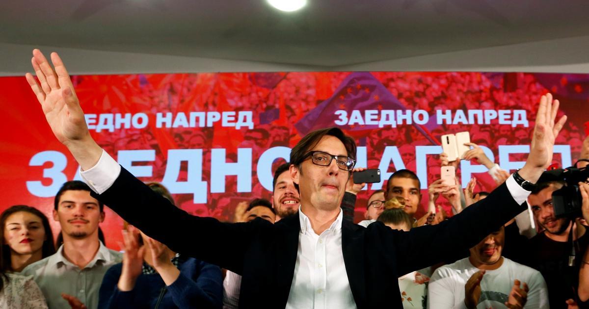 """Pendarovski proglasio pobjedu: """"Idemo svi zajedno naprijed"""""""