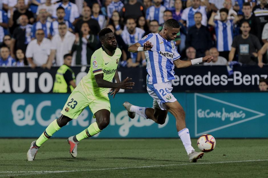CD LEGANES v FC BARCELONA 2018/2019. ROUND 6. | Autor: nph/NordPhoto/PIXSELLNordPhoto/PIXSELL