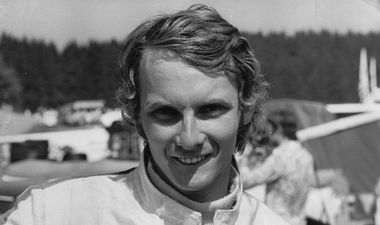 Austrian racing driver Niki Lauda. Österreichring. Zeltweg. Styria. Austria. August 15th 1971. Photograph, Image: 198404131, License: Rights-managed, Restrictions: , Model Release: no, Credit line: Profimedia, Imagno