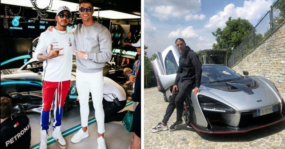 Prosječan dan Cristiana Ronalda: Skupi auti i F1 s Lewisom Hamiltonom u Monacu