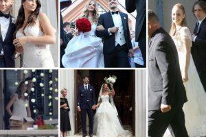 'Vatreni' na vjenčanja ne štede, a najdraži im je Halid Bešlić...