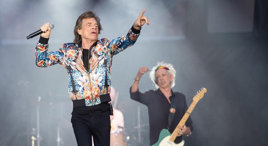 Rolling Stones concert in Stuttgart | Autor: SEBASTIAN GOLLNOW/DPA/PIXSELL