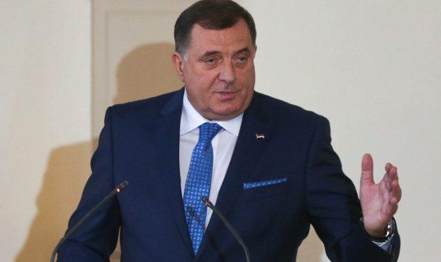 Novi Dodikov incident, odbio primiti njemačku veleposlanicu u oproštajni posjet
