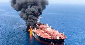 Američka mornarica kaže da fragmenti mina sugeriraju da je Iran odgovoran za napad