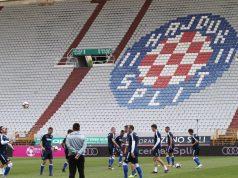 Reprezentacija u Splitu! Hajduk, HNS i Grad na sastanku
